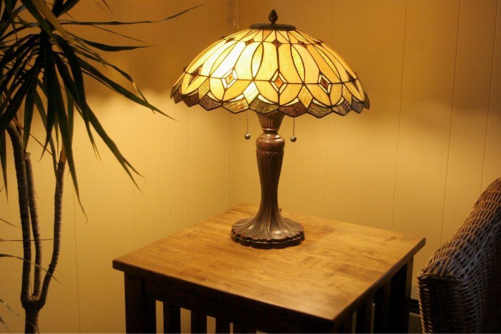 Lampade Tiffany: come abbinarle al tuo arredamento