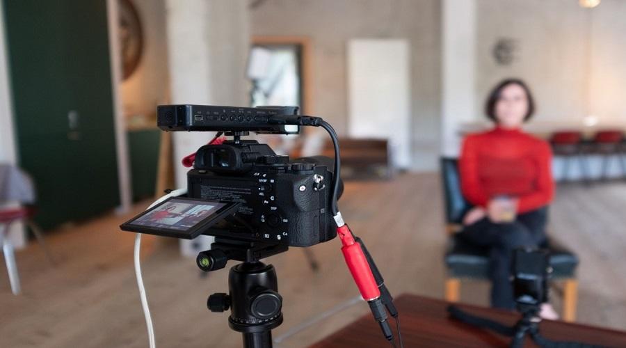 Video interviste: un'ottimo strumento per il marketing online